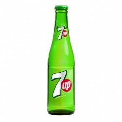 "Gazuotas gėrimas ""7 UP"" 0,2 L"