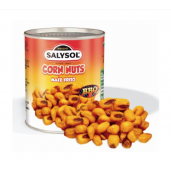 BBQ Corn nuts SALYSOL, 35g