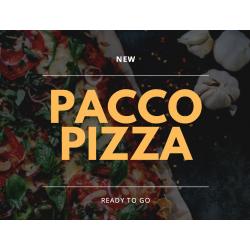 """NEW Pizza """"PACCO"""" su..."""