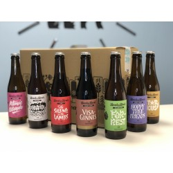 Degustacinis alaus rinkinys...
